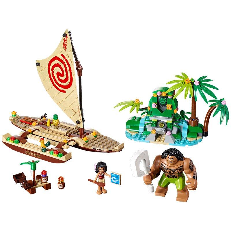 Pubblicità di Cartoonito (TV): Lego Oceania Il viaggio sull'oceano 41150 per 37,99€ [amazon.it]