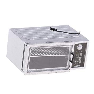 Amazon.es: non-brand 1/12 Microondas para Casa de Muñecas ...