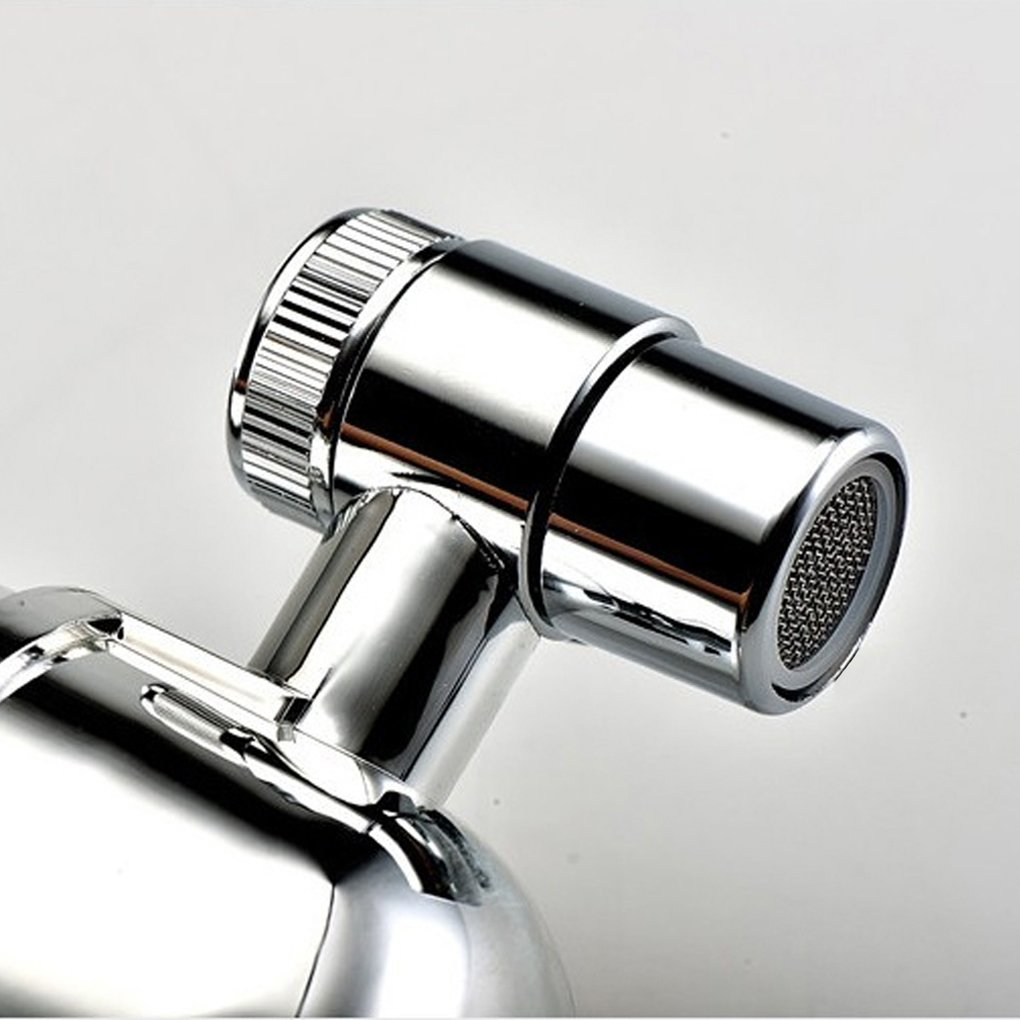 Kabter Faucet Mount Water Filter Tap Water Filtration Purifier,Chrome by Kabter (Image #8)