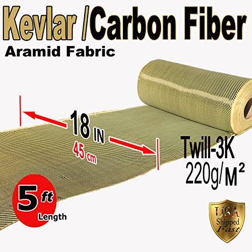 Kevlar Fabric - Yel-18