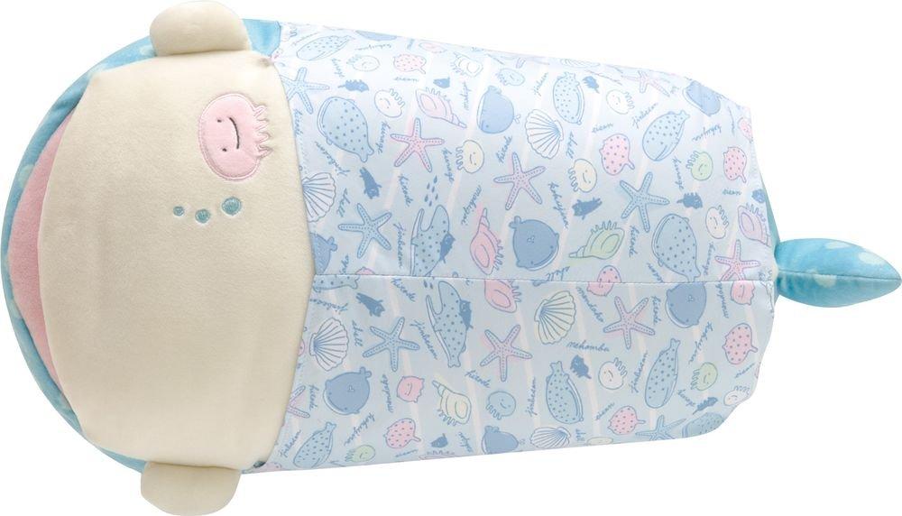 Jinbesan Super Mochi Mochi Hugging Pillow by San-X (Image #2)