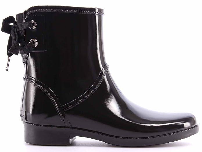 Retro Boots, Granny Boots, 70s Boots MICHAEL Michael Kors Womens Larson Rain Bootie $170.00 AT vintagedancer.com