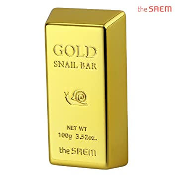 Amazon.com: [The SAEM] - Barra de caracol de oro de 3.53 oz ...