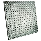 (7-Pack) Everbilt 16 in. x 16 in. Galvanized Pegboard with Diamond Plating