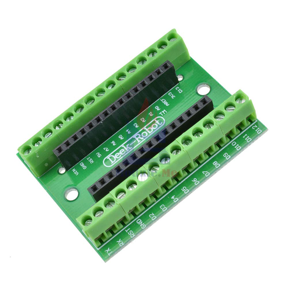 Nano terminal adapter for arduino nano v3.0 avr ATMEGA328P module board NWU BRPF