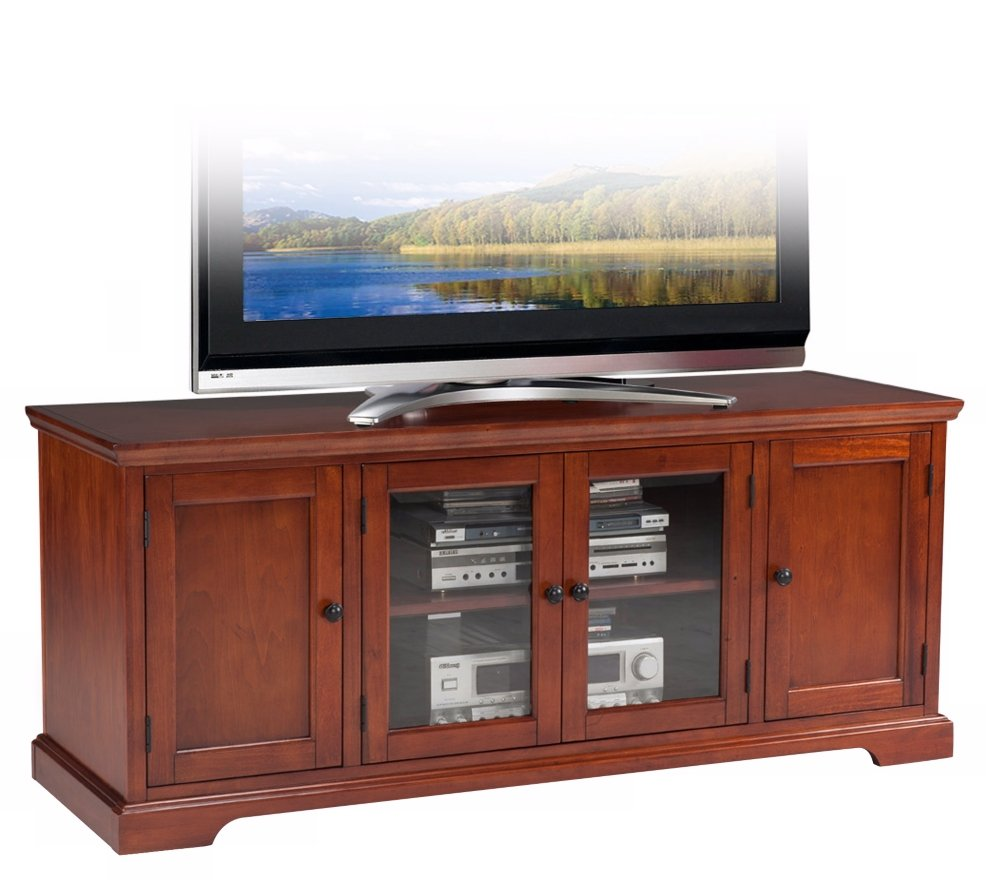 tv stand for 60 inch tv tv stand 60 inch cherry hardwood entertainment center 28997