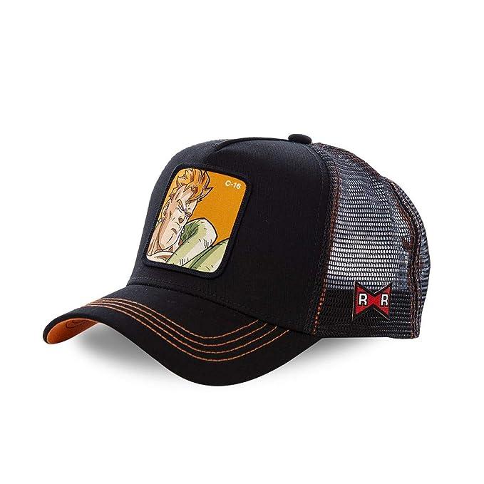 CAPSLAB Gorra de béisbol para Hombre Dragon Ball Z (C16)
