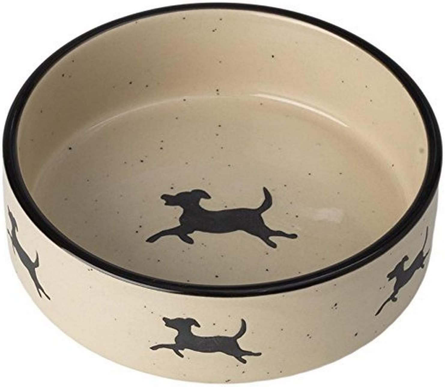 Chasing Dogs Pet Bowl