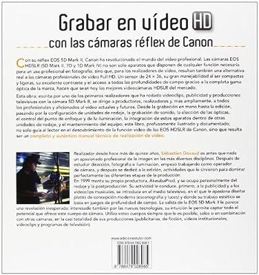 Grabar en vídeo HD con las cámaras réflex de Canon EOS 5D Mark II ...