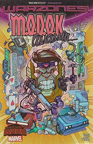 M.O.D.O.K. Assassin (Secret Wars: Warzones!) (Best Secret Wars Comics)