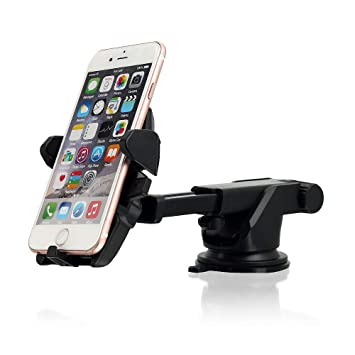 lowest price a0a58 f0b91 LED LEADER Universal Smartphone Car Air Vent Mount Holder Cradle Compatible  with...