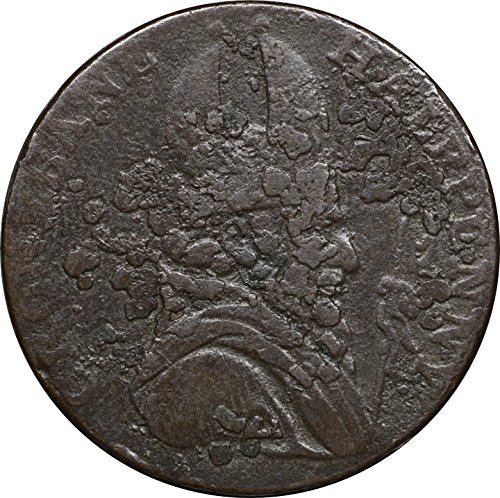 Conder Token - 1789 IE Conder Token, Cronebane Halfpenny, Irish Mine Co, 1T Dublin