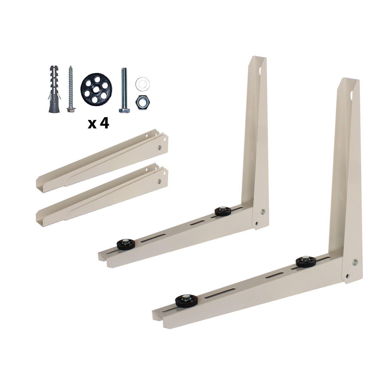 Mini-split Wall Mounting Brackets Set