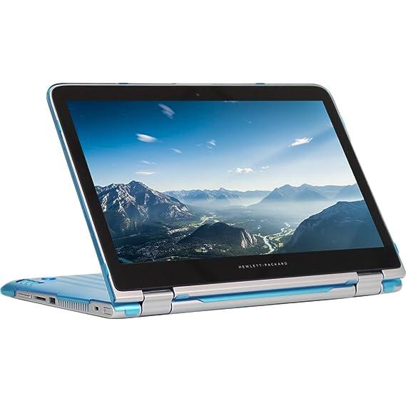mCover – Carcasa rígida para portátiles HP Stream azul agua Pavilion X360 13-Sxxx Series: Amazon.es: Electrónica