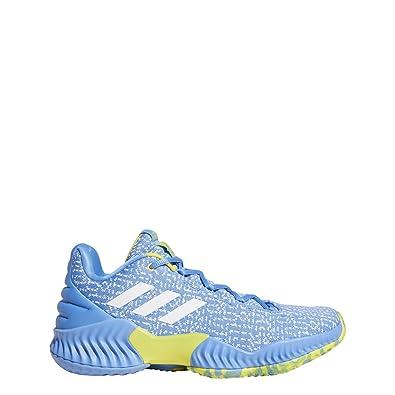 size 40 2af3b dbb60 Amazon.com   adidas Pro Bounce 2018 Low Ingram Shoe - Men s Basketball    Shoes