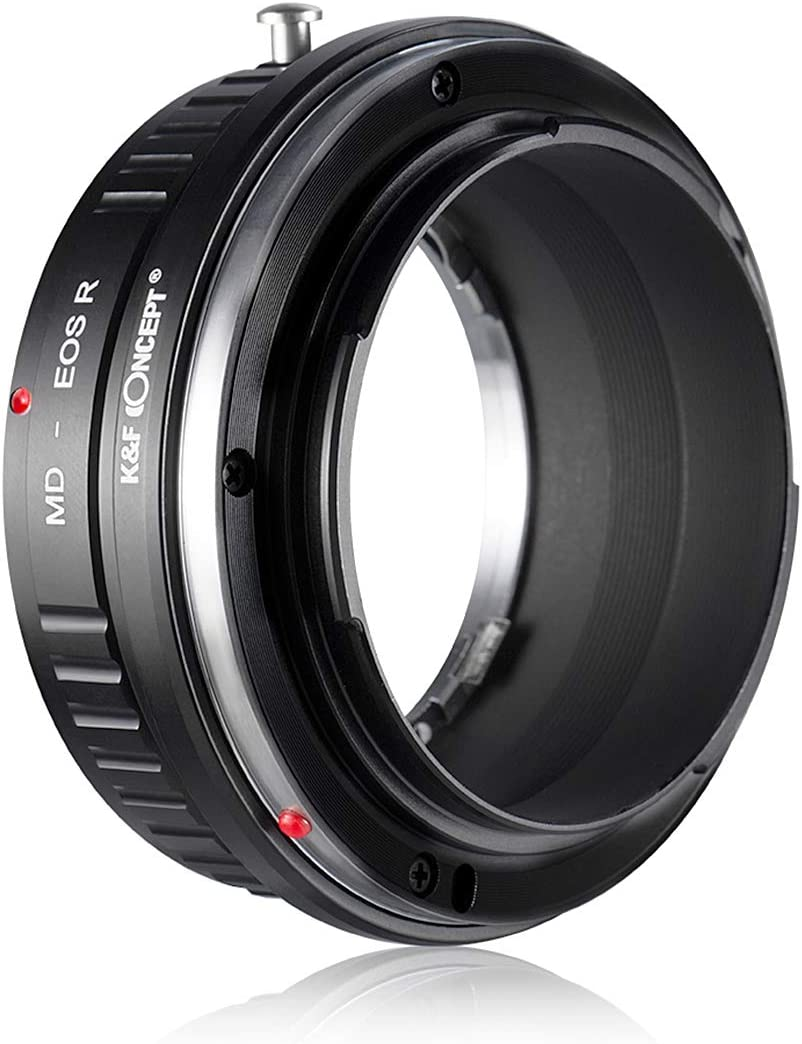 New K/&F Concept Adapter for Minolta AF Sony a Mount Lens to Canon EOS RF Camera