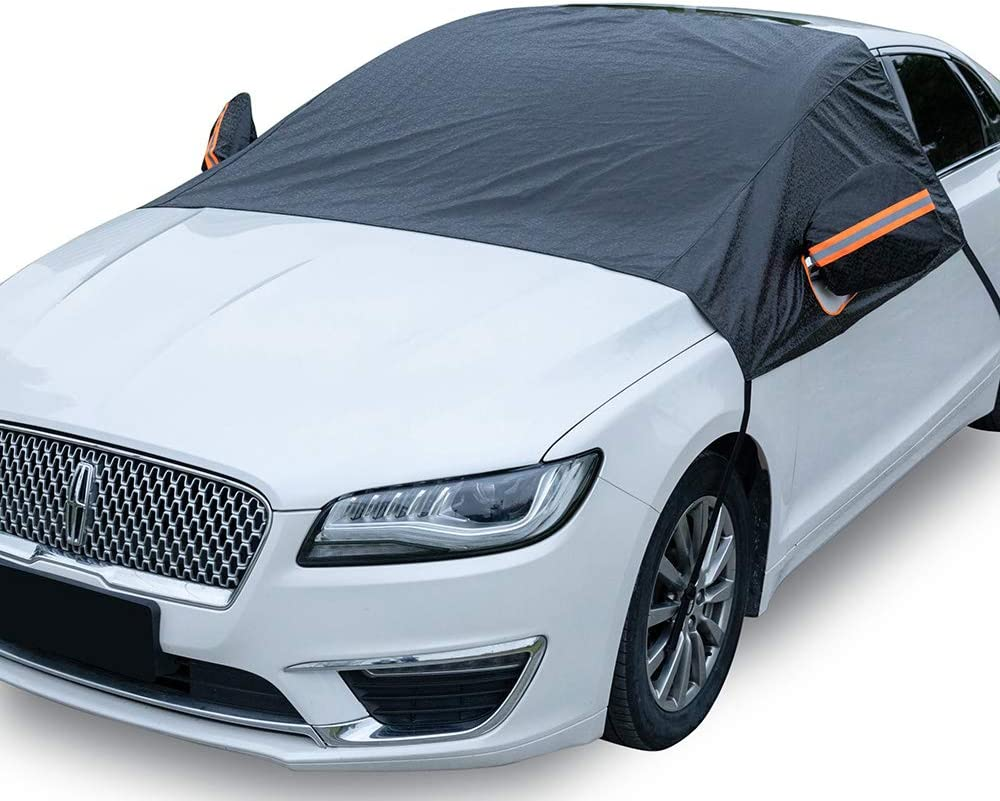 Marksign Universal Fit Windshield Snow Cover