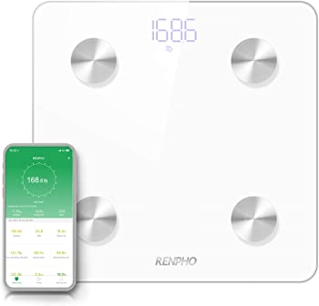 Renpho Bluetooth Digital Smart Body Fat Scale