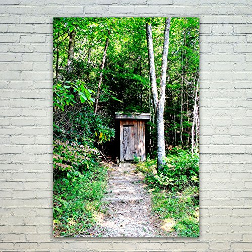 Print Wall Art - Nature Reserve - Modern Picture Photography Home Decor Office Birthday Gift - Unframed - 8x12in ()