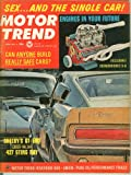 img - for Motor Trend April 1967 (19) book / textbook / text book