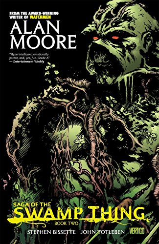 Saga of the Swamp Thing, Book 2]()