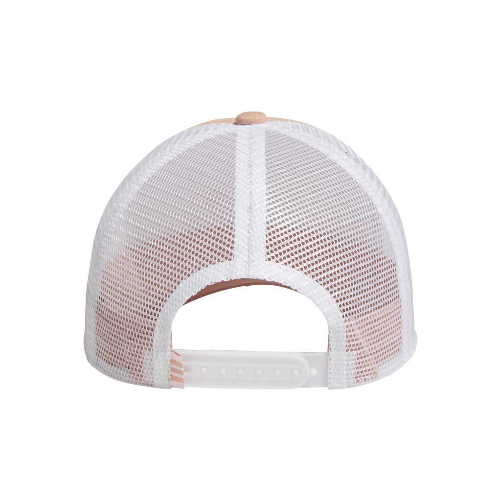 adidas Women's Originals Foam Trucker Cap, Dust Pink/White, One Size by adidas (Image #4)