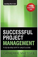 Successful Project Management Paperback
