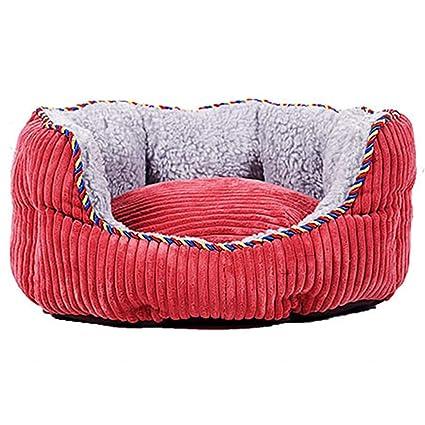 Cama perro Perros pequeños, duraderas, indestructibles, Lavables, Perrito extraíbles, perreras para
