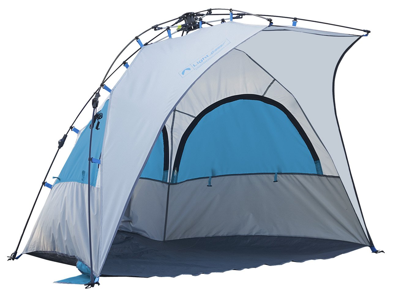 Amazon.com Lightspeed Outdoors Bahia Quick Pop Up Beach Sun Shade Blue Sports u0026 Outdoors  sc 1 st  Amazon.com & Amazon.com: Lightspeed Outdoors Bahia Quick Pop Up Beach Sun Shade ...