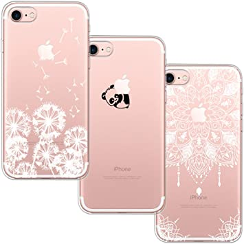 coque iphone 8 pissenlit