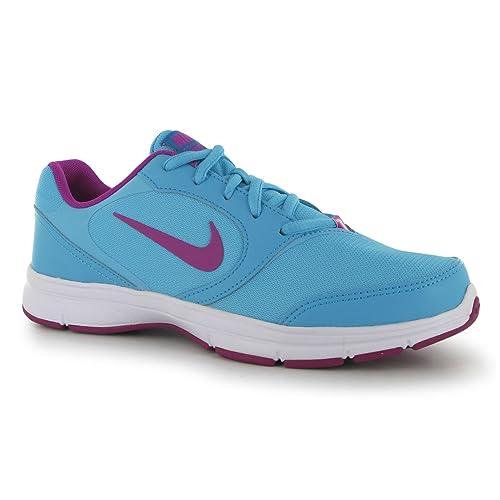 Nike para Mujer Core Fitness Sport Traje de Neopreno para Mujer de Malla de Movimiento Zapatillas