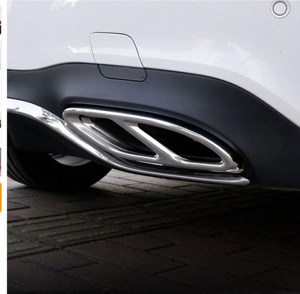 AMG tubo coda gola auto di scarico AMG Coupe Tail Frame Trim METYOUCAR