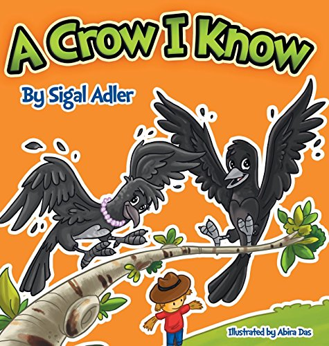 A Crow I Know by Sigal Adler