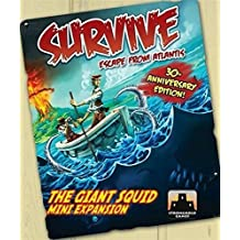 Stronghold Games Survive The Giant Squid Board Game by Stronghold Games