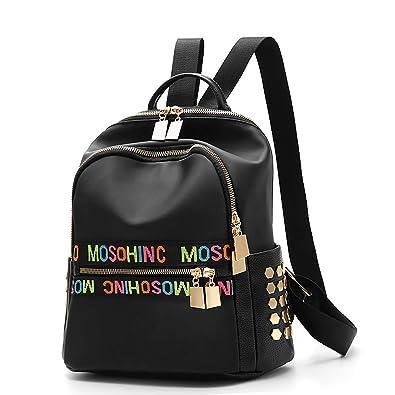 4e64a988e2e2 Amazon.com: Coolives Small Cool Travel Oxford Backpack Fashion ...
