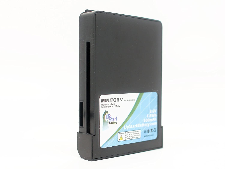 amazon com 2x pack motorola minitor v battery replacement for rh amazon com motorola minitor v pager programming motorola minitor vi pager manual