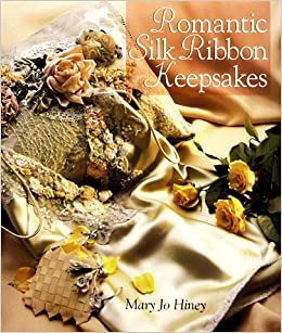 Book Romantic Silk Ribbon Keepsakes