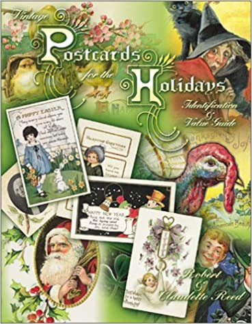 Vintage Postcards for the Holidays: Identification and Value Guide