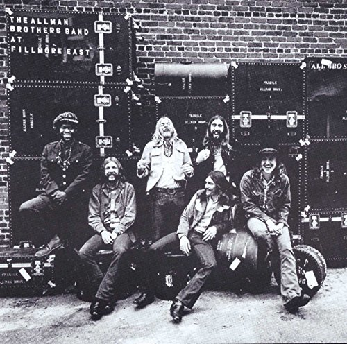 At Fillmore East (The Allman Brothers Band 5 Classic Albums)