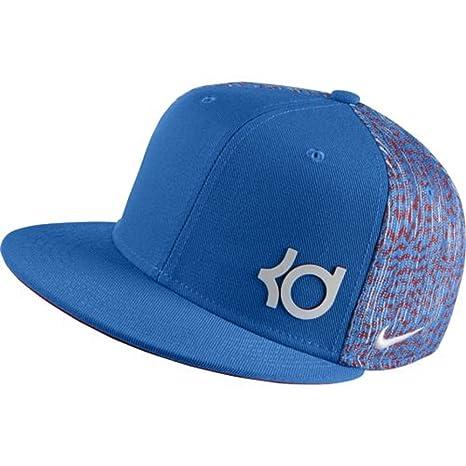 Nike Boys S+ KD True Hat (One Size, Blue (407)  White