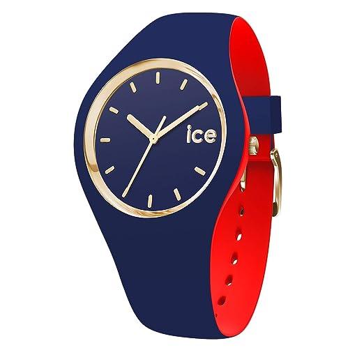 Ice-Watch Reloj Digital para Mujer de Cuarzo con Correa en Silicona 7241: Amazon.es: Relojes