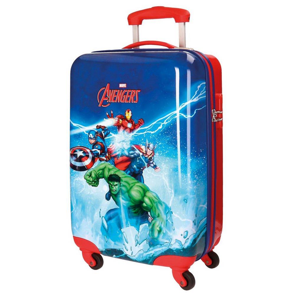 Los Vengadores Ice Kindergepäck, 55 cm, 33 liters, Mehrfarbig (Multicolor)