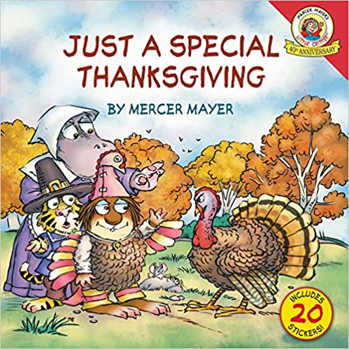 Just a Special Thanksgiving Little Critter