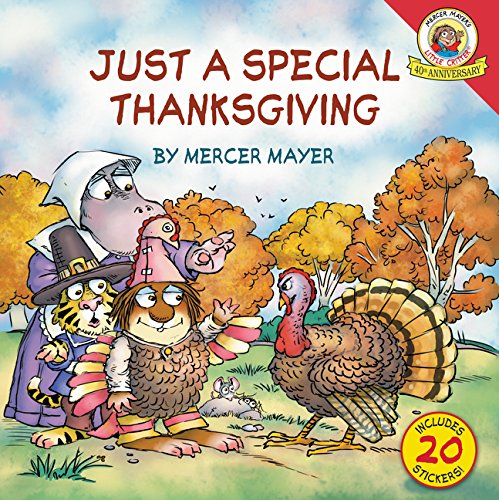 Little Critter: Just a Special Thanksgiving -