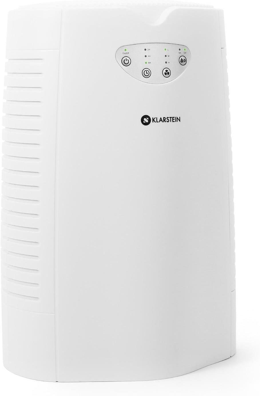 Klarstein Vita Pure purificador de aire (ionizador, intensidad ...