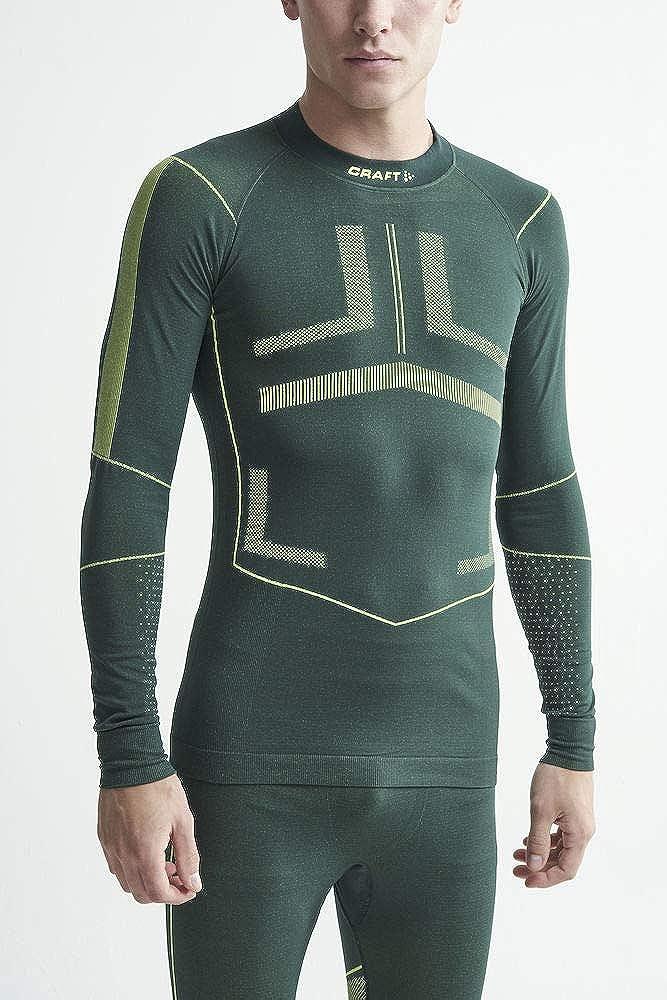 Craft Men's Active Intensity Long Sleeve Crew Neck Base Layer Shirt