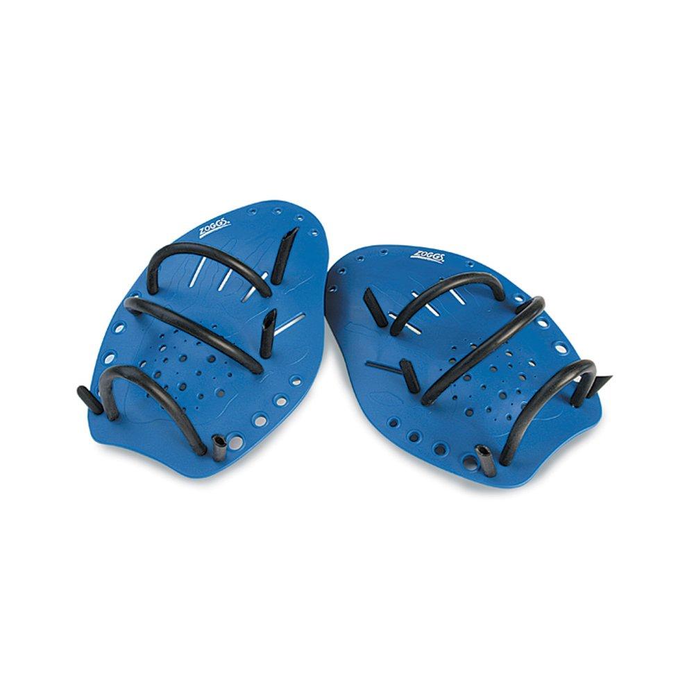 Zoggs fin Matrix Hand Paddles L blue