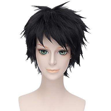 Amazon.com: mshui gratis. Sosuke Yamazaki disfraz de negro ...
