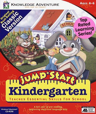 Jumpstart: Kindergarten