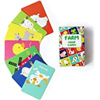 Shumee Farm-Glen Card Game (3 Years+) - Animals & Sounds